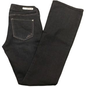 Low Rise Regular Fit Boot Cut Jeans [Express]